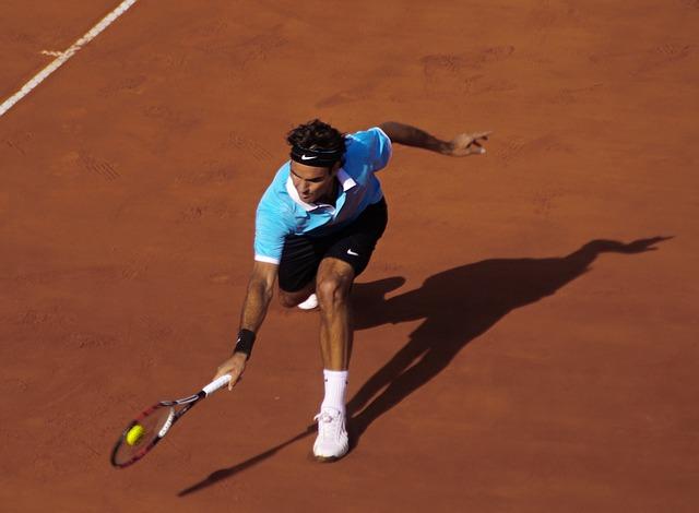 tenista roger federer