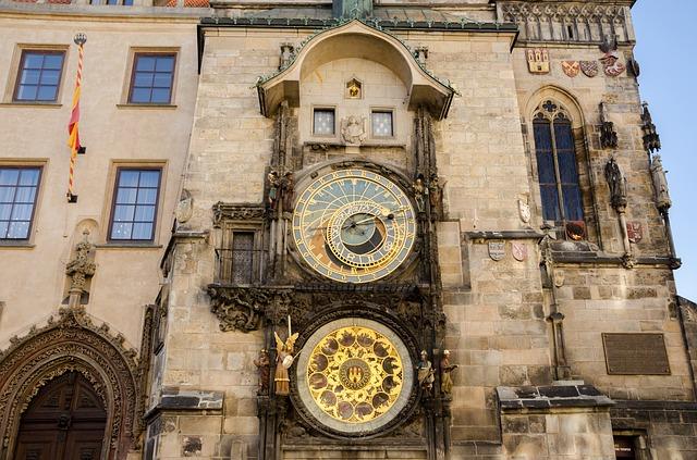 Praha, orloj